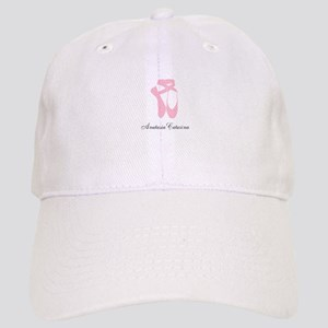 Team Pointe Ballet Pink Personalize Cap